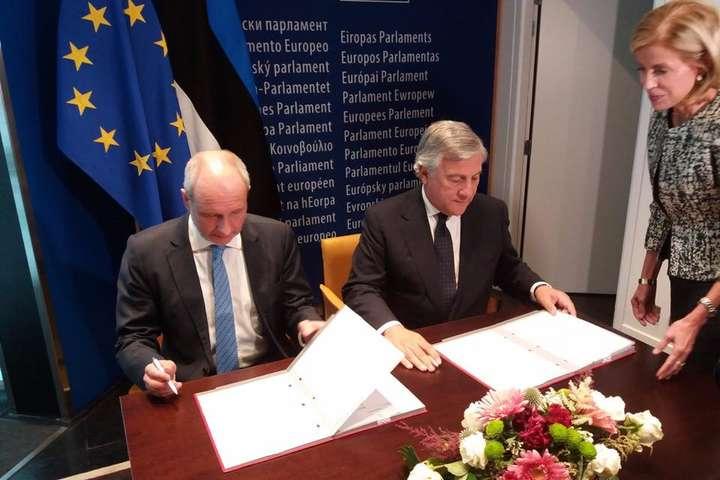Європарламент проголосував занадання Україні додаткових торговельних преференцій