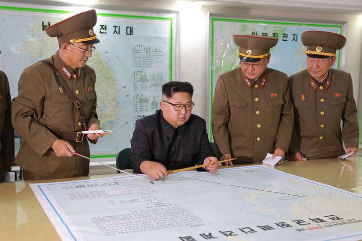 КНДР погрожує перетворити США на«попіл», аЯпонію— «потопити»