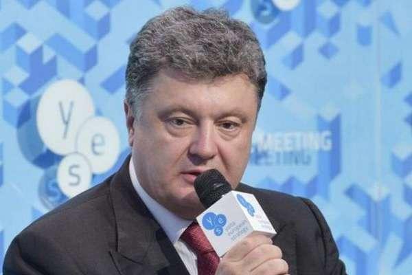 Партнери України в ЄС підтримали ідею миротворців ООН наДонбасі,— Порошенко