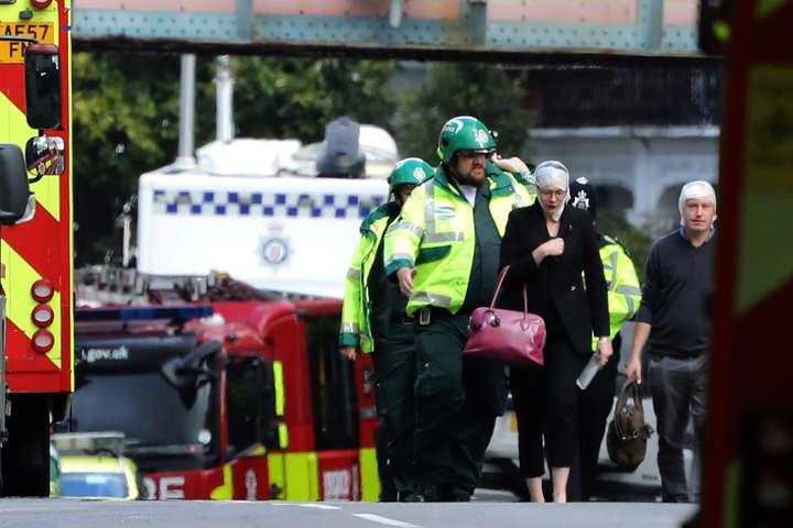 Джерело: Поліція встановила особу підозрюваного впричетності дотеракту влондонському метро