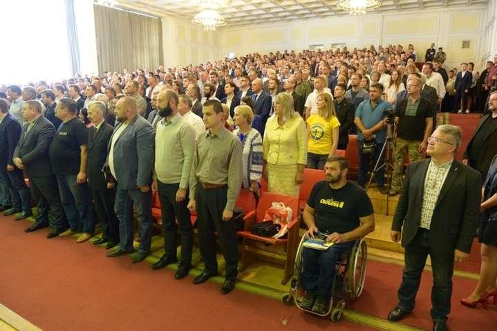 Крулько обраний заступником голови партії «Батьківщина»