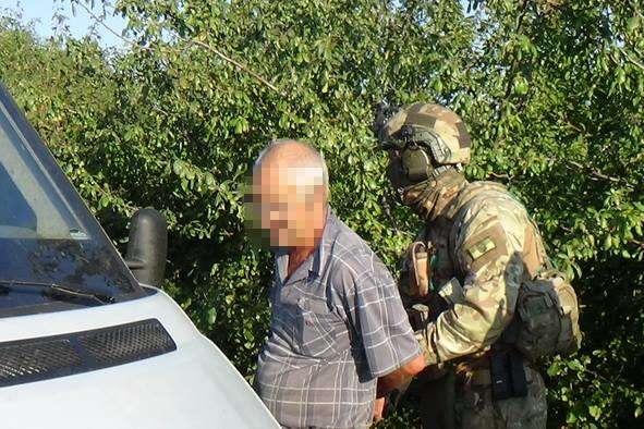 СБУ затримала вДонецькій області інформатора терористів