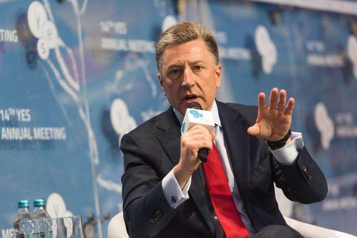 Волкер назвав цікавою пропозицію Росії щодо миротворців вДонбасі