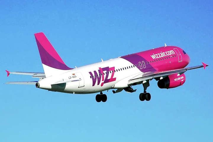 Wizz Air запровадив послугу «заморозки» ціни квитка до48 годин