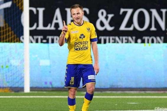 ВБельгії український футболіст приніс команді перемогу завдяки чудовому удару зі штрафного