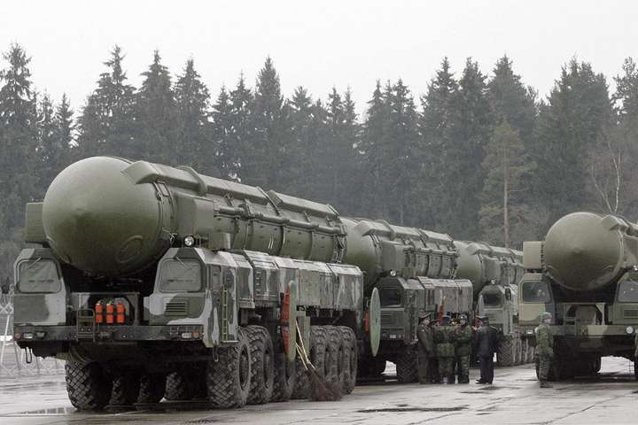 РФпланує застосувати на«Заході-2017» ядерну зброю— Мацеревич
