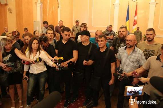 Пожежа втаборі Одеси: Луценко назвав особу, яка може понести відповідальність