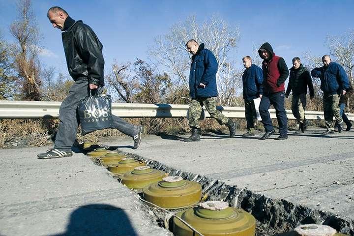 В ООН підрахували: Україні знадобиться 30 років на розмінування