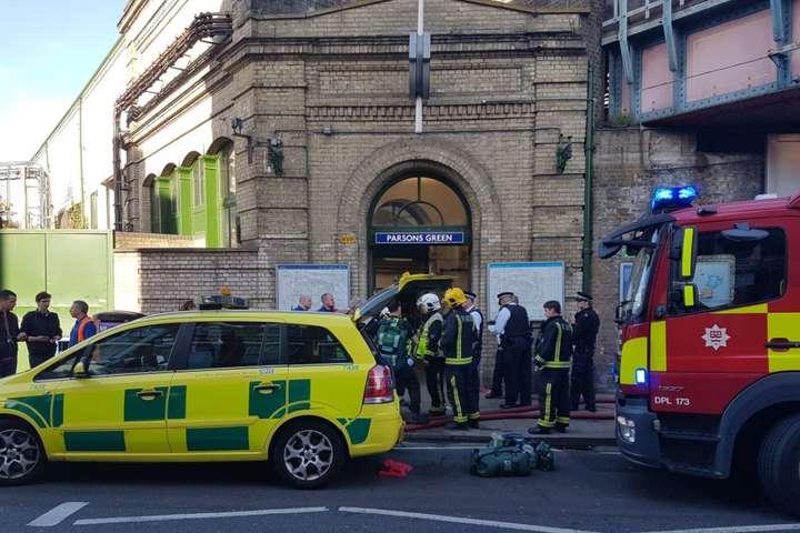Затримано щедвох підозрюваних у мінуванні лондонського метро