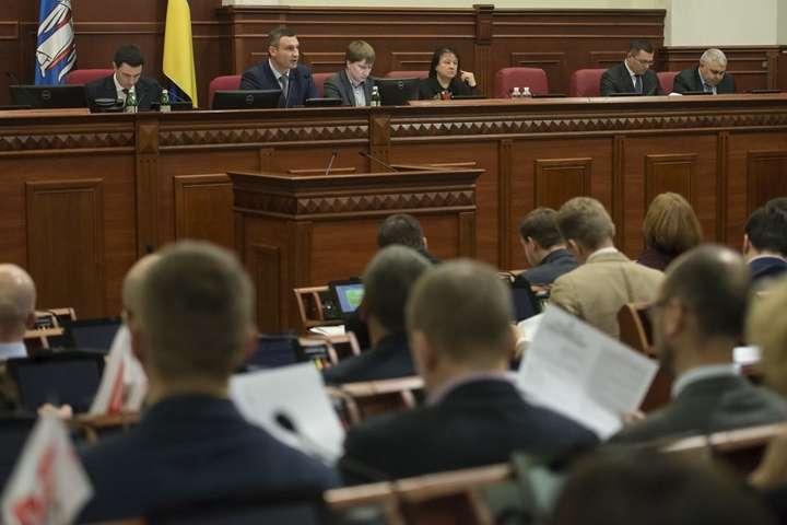 Київрада підтримала створення Муніципальної охорони— КМДА