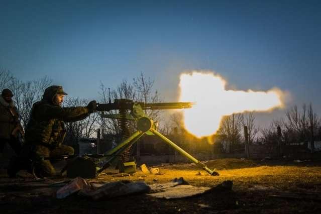 Заминулу добу втрат серед українських військових узоні АТО немає,— Лисенко