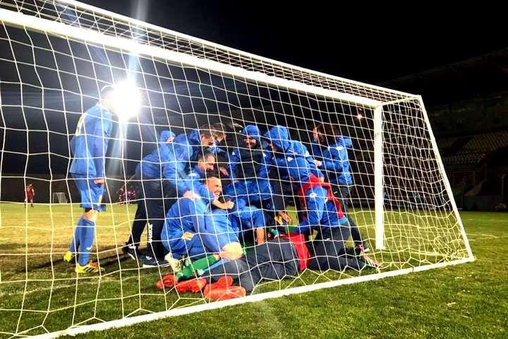 Україна обіграла Росію тавийшла в фінал чемпіонату світу зпаралімпійського футболу