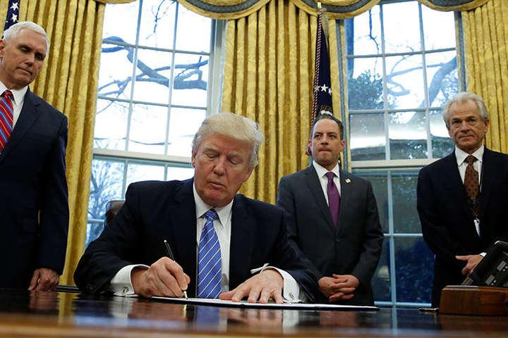 Трамп заявив, щоСША розширять санкції проти КНДР