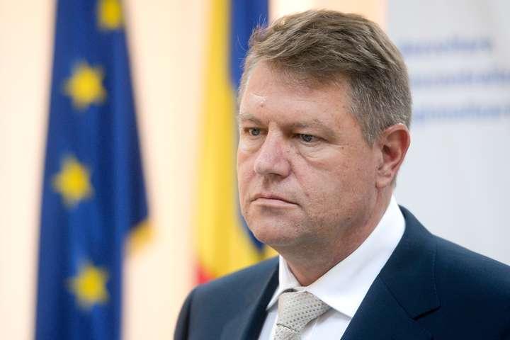 Президент Румунії оголосив Україні бойкот