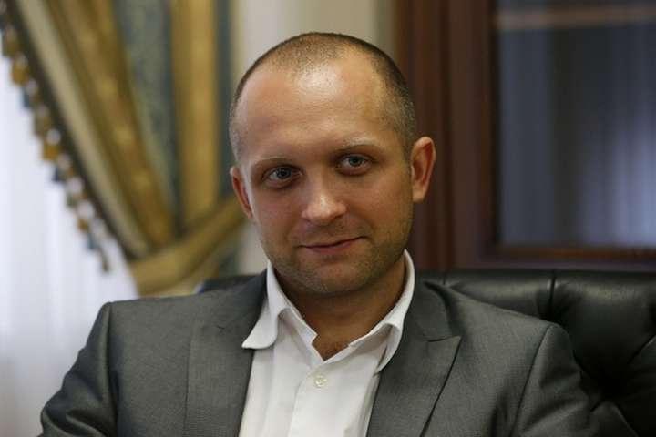 Поляков вніс 608 тисяч грн застави