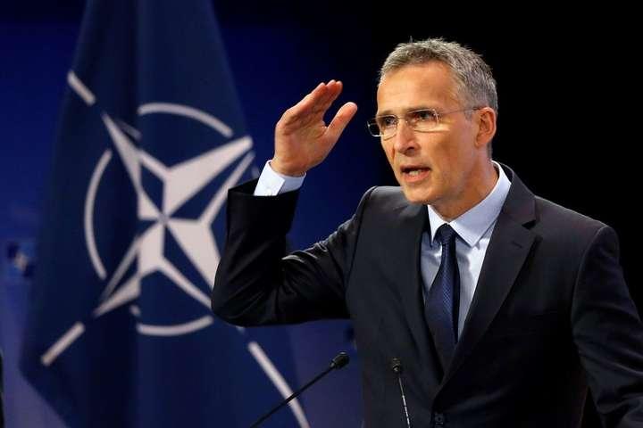 Столтенберг підтримав ідею України про миротворців ООН наДонбасі