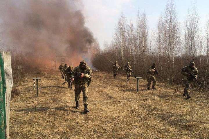 Учасник АТО помер наполігоні у Рівненській області