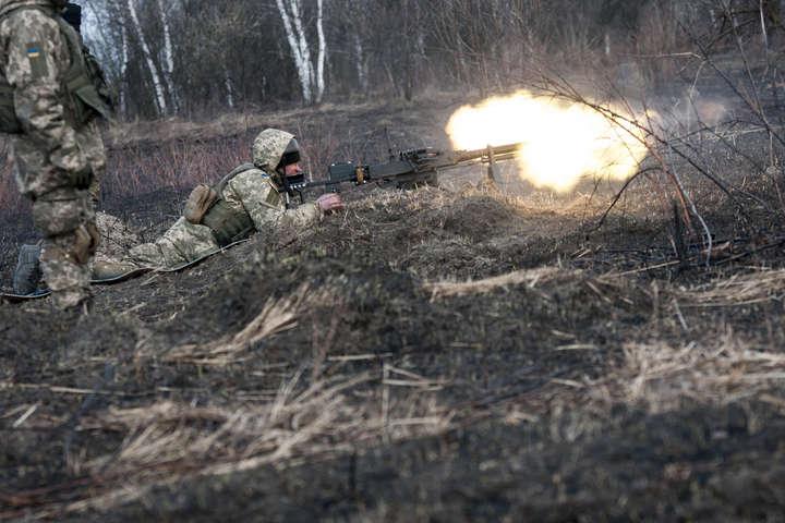 Усуботу бойовики стріляли лише двічі, один військовий ЗСУ загинув