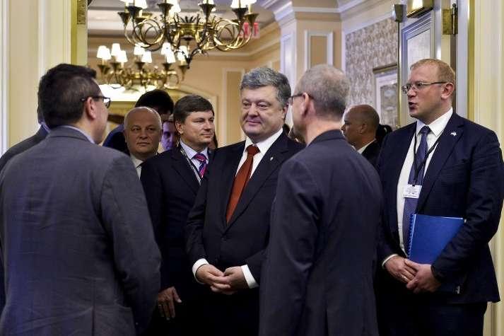 Порошенко запросив канадських інвесторів вУкраїну