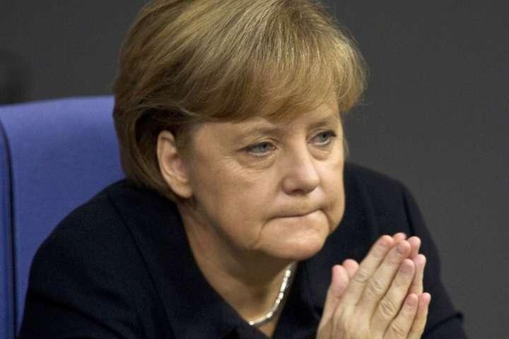Меркель назвала появу правих популістів у Бундестазі «серйозною проблемою»