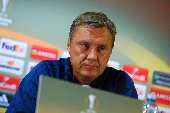 Хацкевич розповів про травму лідера «Динамо» перед матчем Ліги Європи