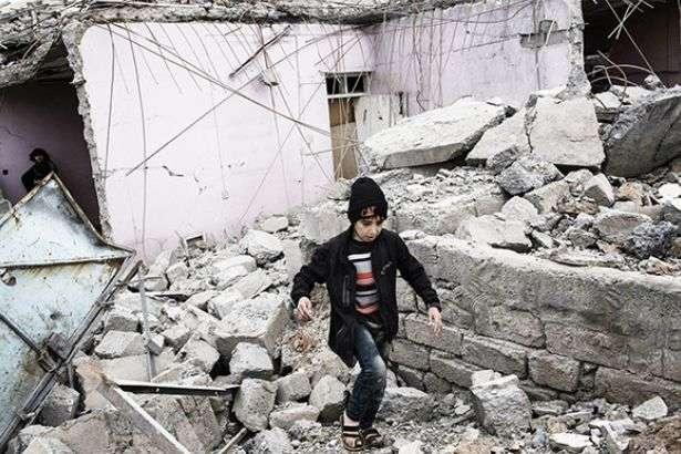 Турецька авіація обстріляла базу курдів в Іраку, 13 загиблих