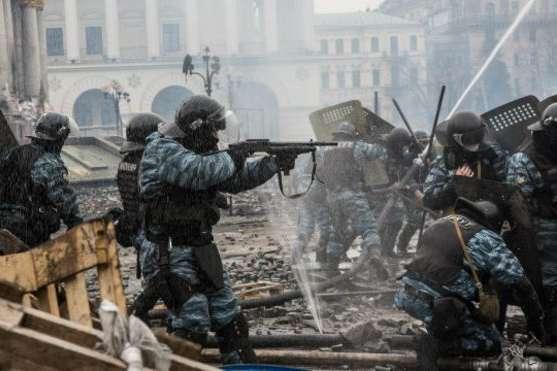 Справа Майдану: про підозру повідомлено трьом екс-чиновникам МВС