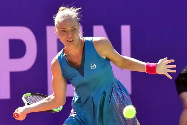 Українська тенісистка Бондаренко виграла другий укар'єрі титул WTA