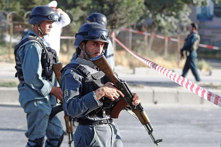 Терорист-смертник підірвав себе уКабулі, є жертви