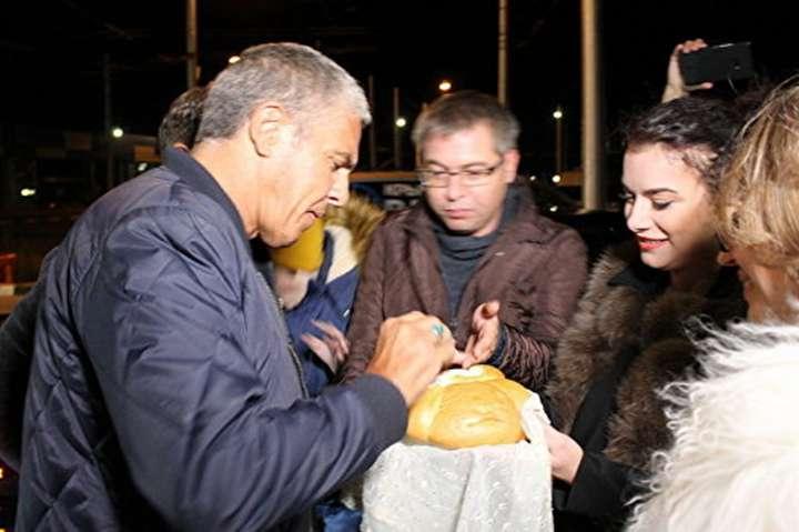 Актор з фільму Таксі приїхав доокупованого Криму