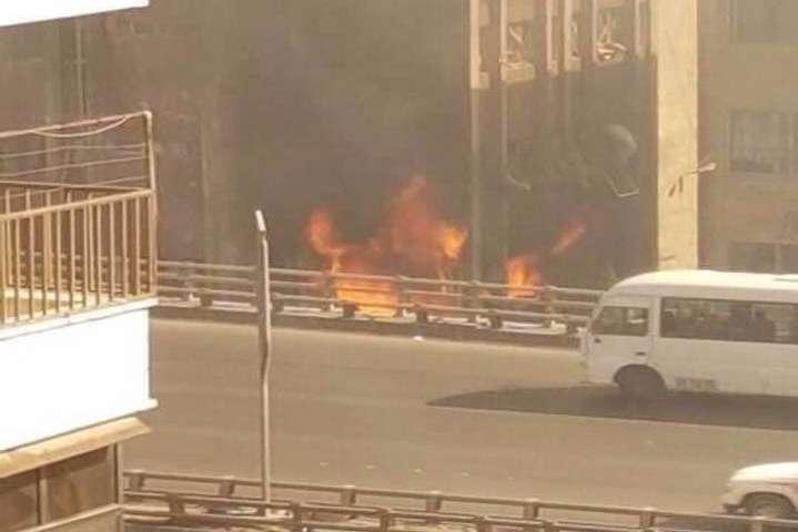 Подвійний теракт уДамаску: загинули понад 10 осіб