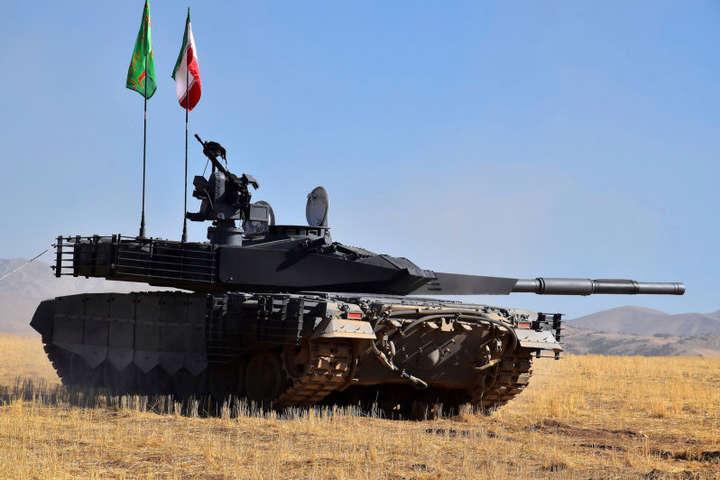 Іран і Ірак провели навчання біля Іракського Курдистану