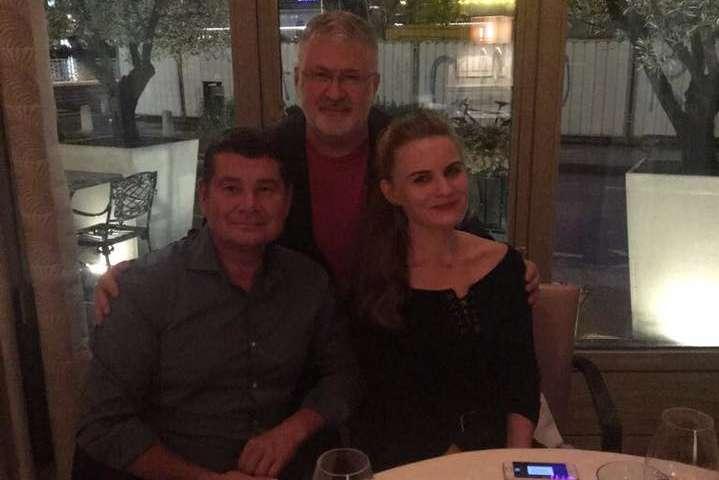 ЗМІ: Коломойський і Онищенко провели «трирівневу зустріч» уЖеневі