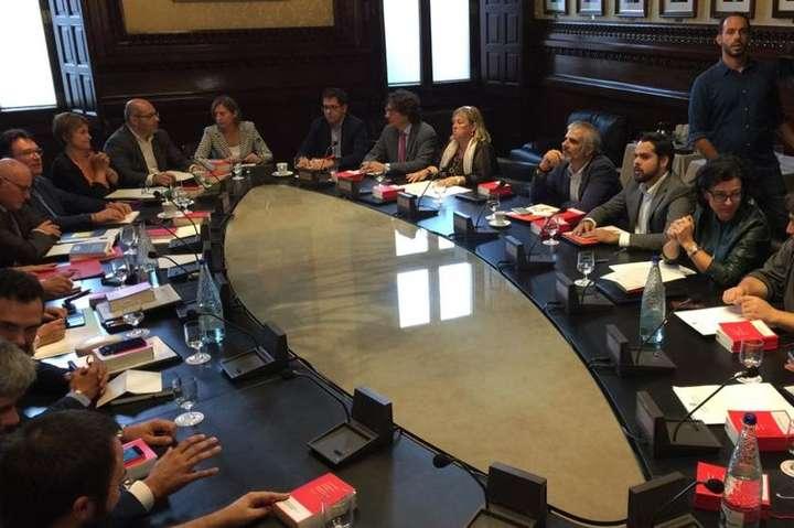 Каталонія оголосить про незалежність «найближчими днями»