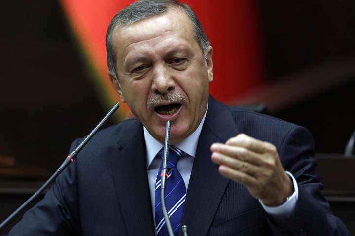 Ердоган відвідає Україну 9 жовтня