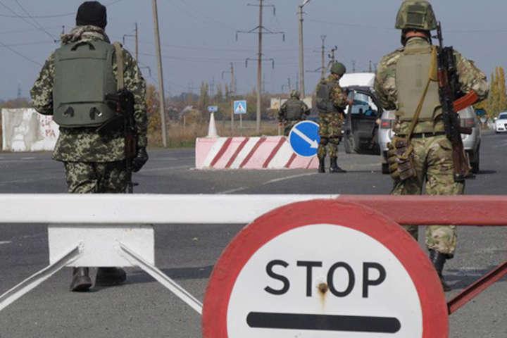 СЦКК: Бойовики обстріляли пункт пропуску «Новотроїцьке» під час його перетину місією ОБСЄ
