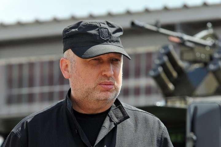 Турчинов побачив узриві голосування законопроектів поДонбасу руку російської агентури