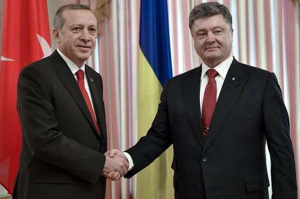Эрдоган посетит Украину 9 октября