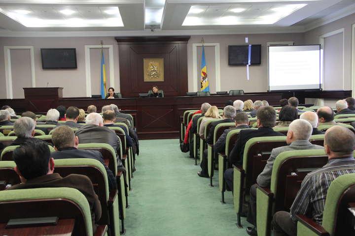 Суд скасував рішення Київської облради щодо «імпічменту» президента України