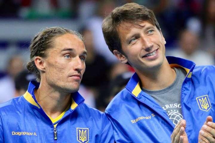 Тенісист Долгополов вШанхаї обіграв минулорічного переможця «Ролан Гаррос»