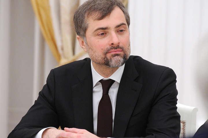 Сурков розповів свою версію переговорів зВолкером