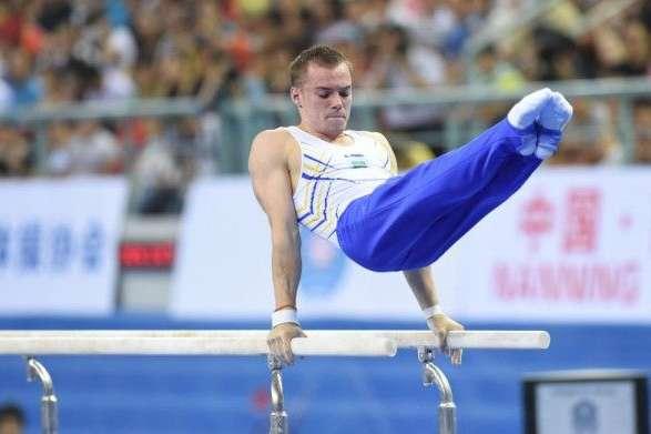 Начемпіонаті світу з гімнастики українець Радивилов здобув срібну медаль