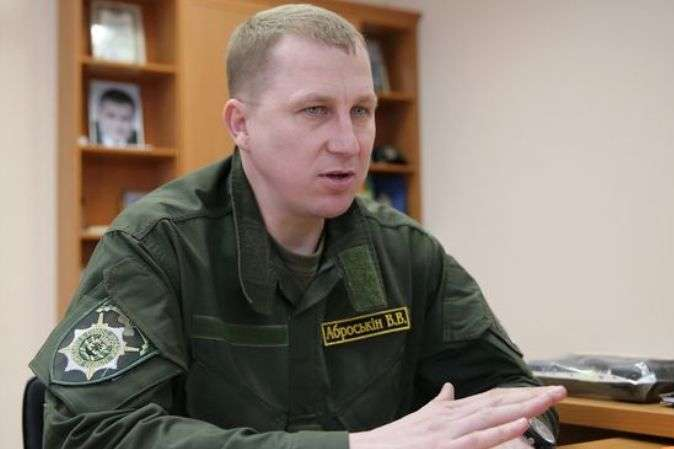 Аброськін розповів про незвичайні докази злочинів терористів «лднр»