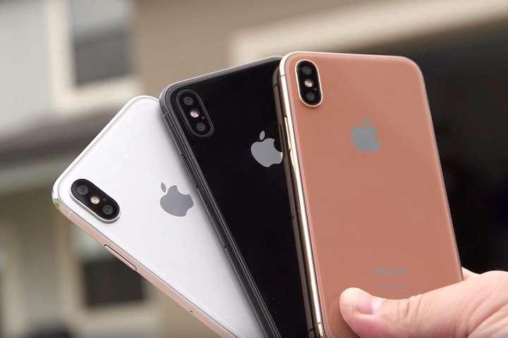 Користувачі з шести країн поскаржилися Apple на нові iPhone 8