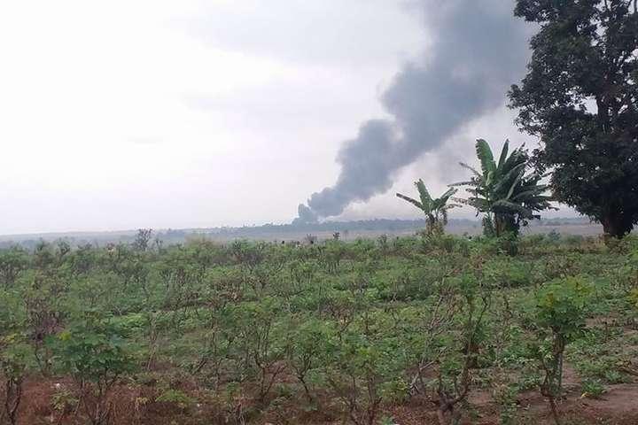 Врезультаті аварії Ан-12 вКонго загинув один українець— МЗС