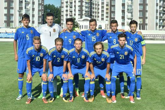 Україна U-17 уменшості розгромила Болгарію встартовому матчі відбору Євро