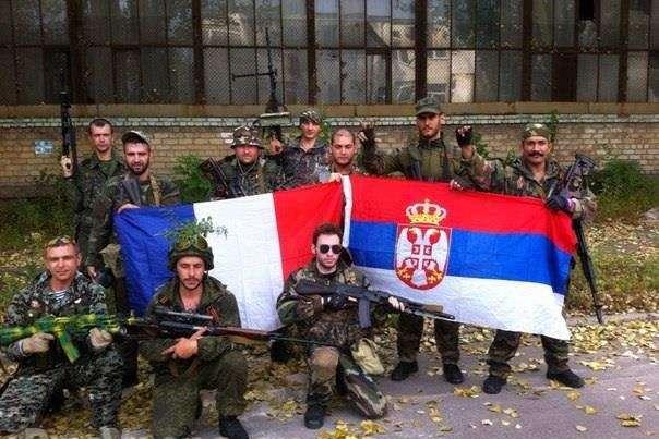 СБУ: Більше 300 громадян Сербії воювали в«ЛНР»