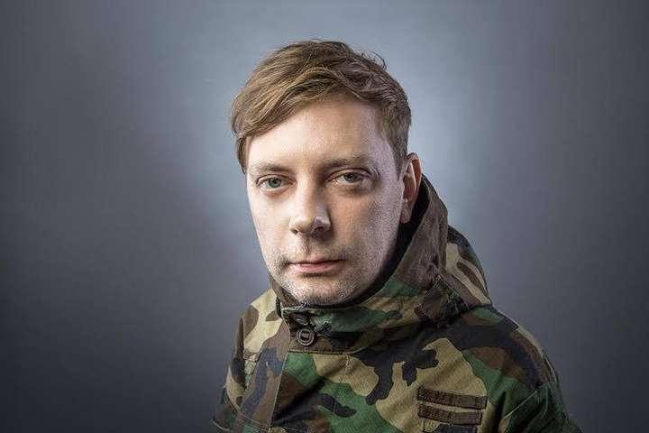 Прес-секретар «Правого сектора» Артем Скоропадський