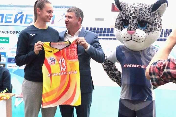 Молодцова продовжить кар'єру в Росії
