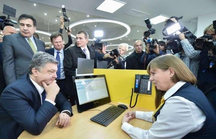 Прокуратура розслідує розтрату коштів на оренду приміщення для одеського ЦНАПу, яке належить партнеру Саакашвілі